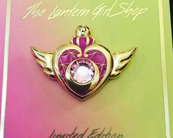 Sailor Moon ~ Crisis Compact Pin!