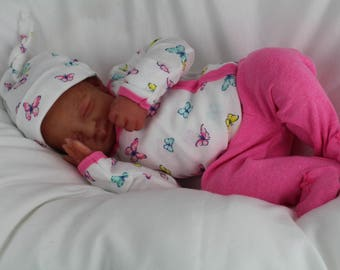 silicone baby girl full limbs