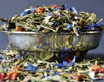 Green Seaside Tea - Green Tea - Loose Leaf Tea - Tea - Tea Gift