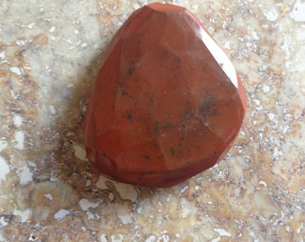Red Jasper focal bead