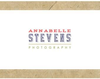 PreDesigned Logo - PreMade Logo - Vector Logo - ANNABELLE Logo Design - Typography Logo - Vintage Modern Logo