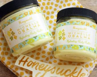 Honeysuckle - Michelle Obalma Body Butter