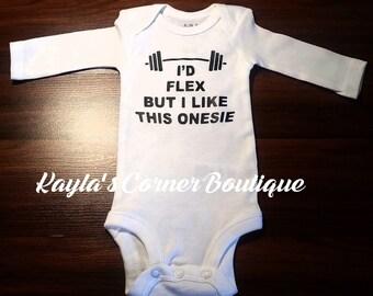Baby Onesies for Boys, Lift Bodysuit, Gym bodysuit, Workout Baby, Crossfit Baby, Flex Onsie, Babyshower Gift, Boy Bodysuit, Crossfit Bodysui