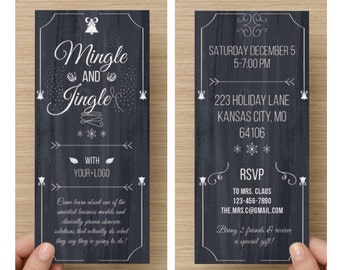 Rodan and Fields Style Invitation