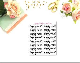 Happy Mail Little Script
