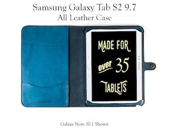 Galaxy Tab S2 9.7 Case, leather galaxy tab case, galaxy tab cover, durable galaxy tab S2 9.7 case
