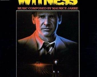 Witness Vinyl Soundtrack