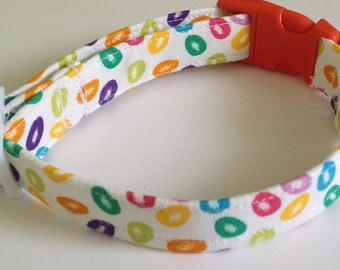 Jelly Bean Easter Collar for Dogs and Cats