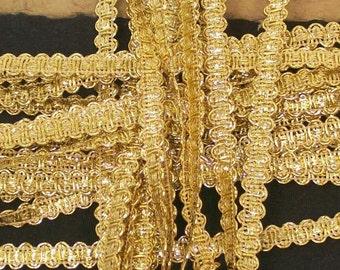 Gold Gimp Trim