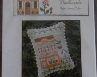 Main Street Cafe by Country Cottage Needleworks