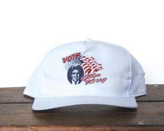 Trucker Hat Vintage Snapback Hat Baseball Cap Vote For John Kerry Massachusetts Senator Politics Democrat
