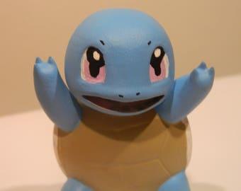Custom Squirtle (Pokemon) Figure