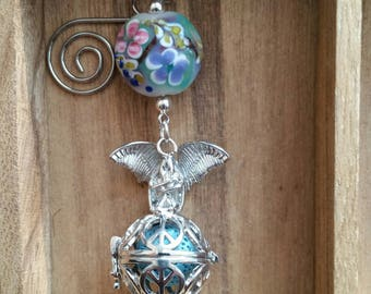 Praying Angel Fragrance Charm
