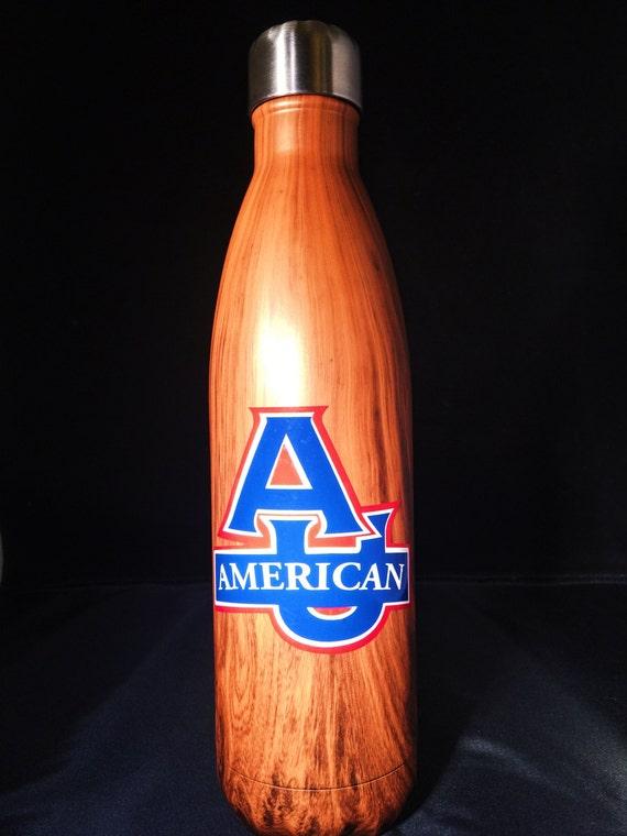 University/College Logo Custom Swell Bottles - Football, Baseball, Basketball Team