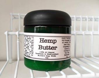 Helping Hemp Body Butter