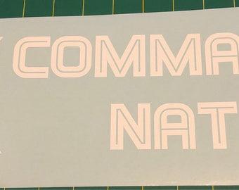 Commander Nation banner