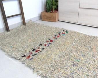 WORK of ART boucherouite rug