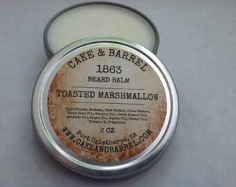 1863 Toasted Marshmallow Beard Balm