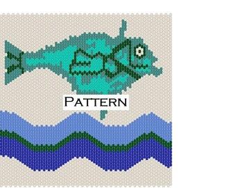 Fishie, Fishie; Amulet Pattern