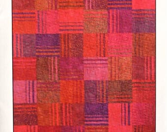 Quilt Pattern - Vibe by Designs by jb