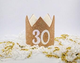 30th Birthday Crown!!!