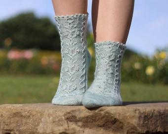 Florens PDF knitting pattern