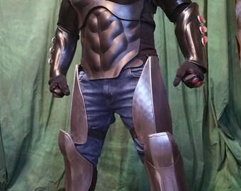 RH Full Armor foam Templates