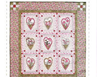 Best Friends Forever Pattern by Tricia Cribbs Friendfolks Turning Twenty - Free Shipping U.S.