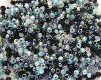 Starlight 10/0 Seed Bead Mix 15 grams
