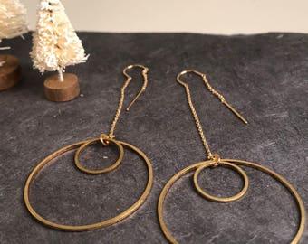Double circle threaders