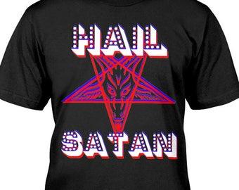 Retro Hail Satan