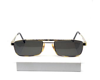 REVERT Italy Metal aviator New Vintage Sunglasses - Original Vintage - 90s - New old stock