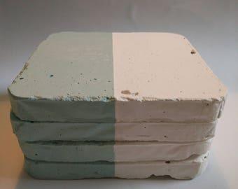 Concrete Coasters - Handmade