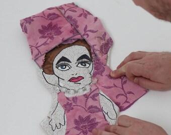 Joan Crawford Doll