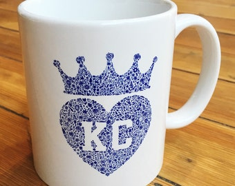 Kansas City Took the Crown Mug