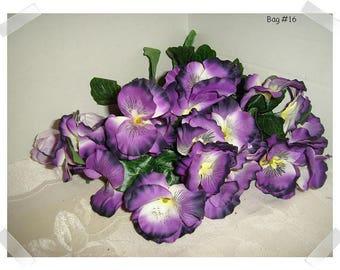 Assorted Floral Bag #16/ Craft Supplies*