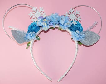 Ice Queen Mouse Ears