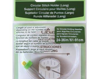 Long Circular Stitch Holder