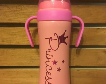 Custom Powder Coated Baby Bottles