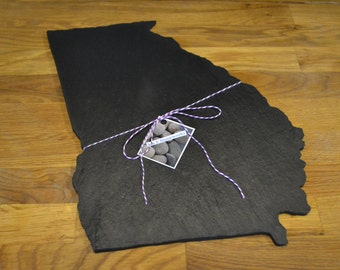 Georgia Slate Cheese Board - Slate State