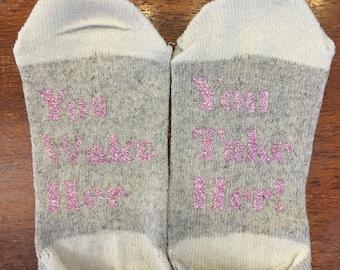 Saying Socks!!!
