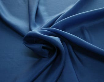 402141-taffeta natural silk 100%, wide 110 cm, made in India, dry cleaning, weight 58 gr, price 1 meter: 26.50 Euros