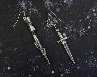 Minor Arcana Magick Earrings