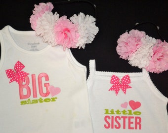 Big sister & Lil sister set