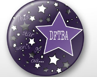 TSWGO DFTBA Charity Pin