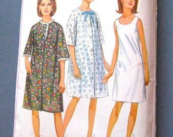 60s Simplicity 6851 Sewing Pattern  Bust 36 inches