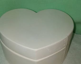 Heart Shaped Box With Lid