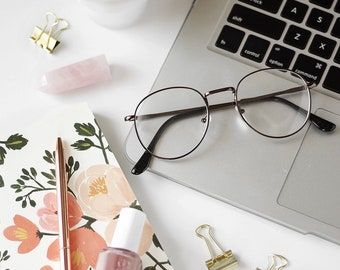 Styled Stock Photo | Workspace Desk Accessories | Blog stock photo, stock image, stock photography, blog photography