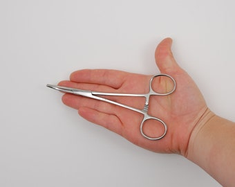 Hemostats for Use in Doll and Toy Making - My Favorite Tool of All Time