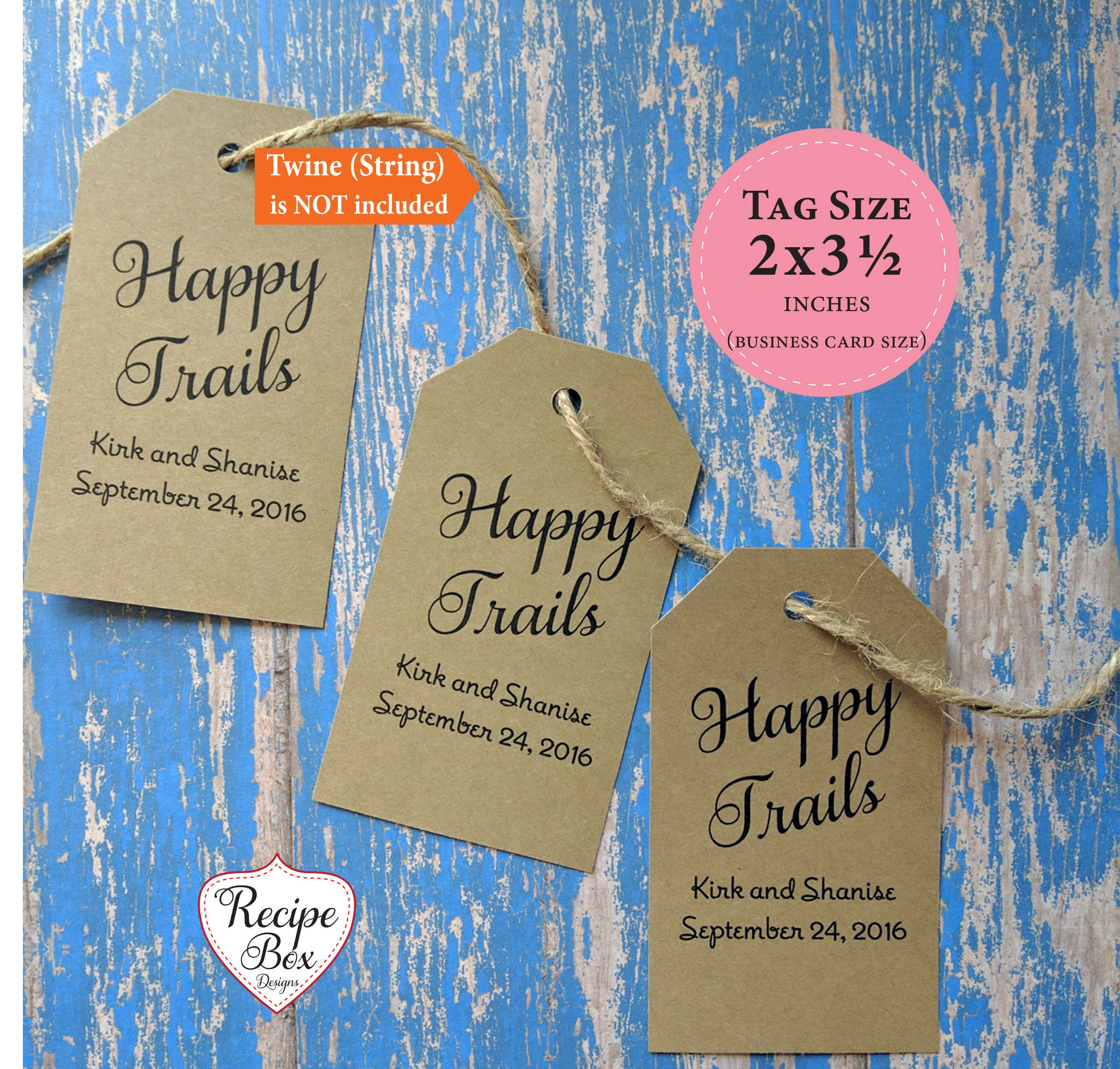 Gift tags retirement favor tag happy trails retirement party gift tags retirement favor tag happy trails retirement party favor tags thank you tags personalized tags favor gift bag tag 20 500 reheart Choice Image